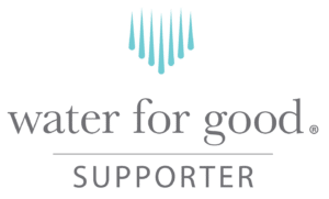 Water For Good Supporter Logo